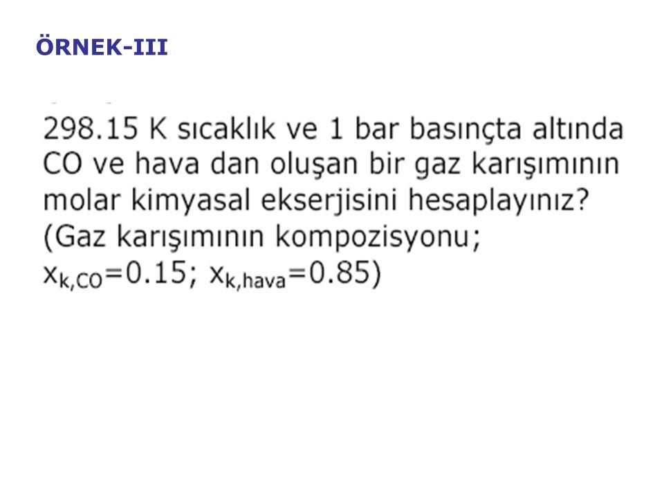 ÖRNEK-III