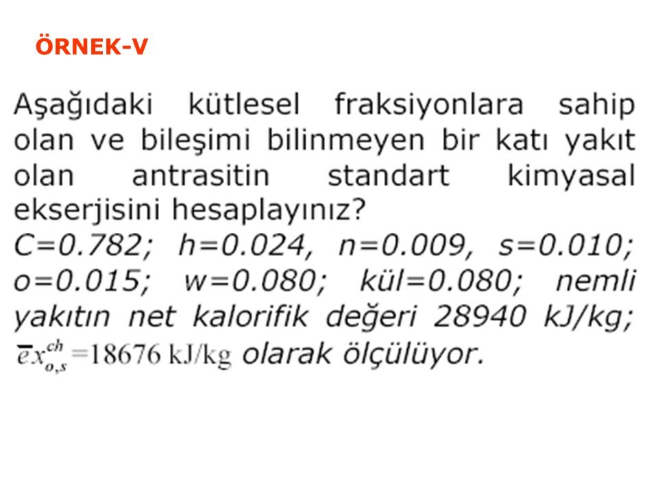 ÖRNEK-V