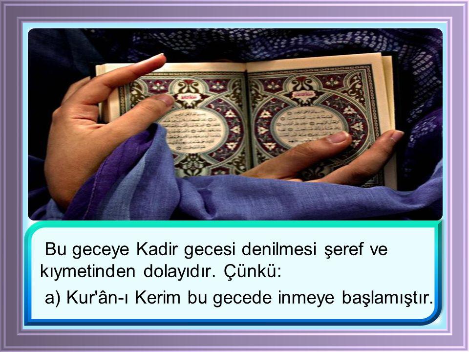 Allahümme inneke afüvvün tühıbbü l-afve fa fu annî: Allah ım sen çok affedicisin, affı seversin, beni affet. diye dua et, buyurdu.