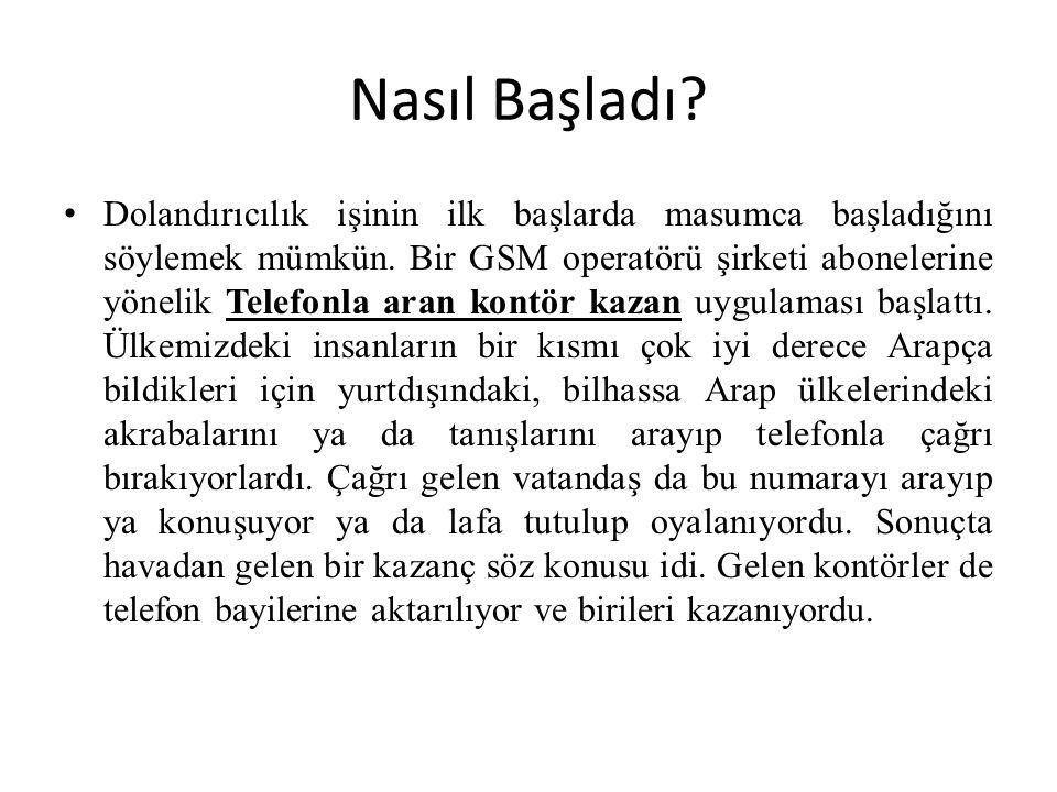 Nasıl Trend Oldu.Terör örgütü (PKK) bağlantınız var denilerek insanlar korkutuldu.