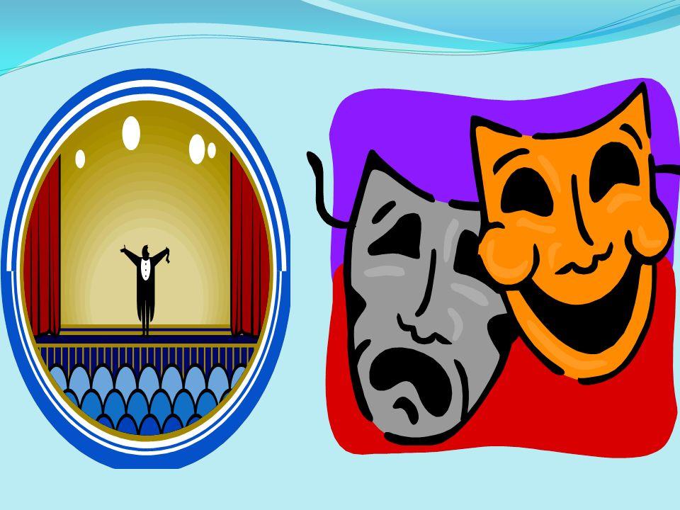Yaşamda görülen olayları sahnede canlandırma sanatına ve bu amaçla yazılmış eserlere tiyatro denir.