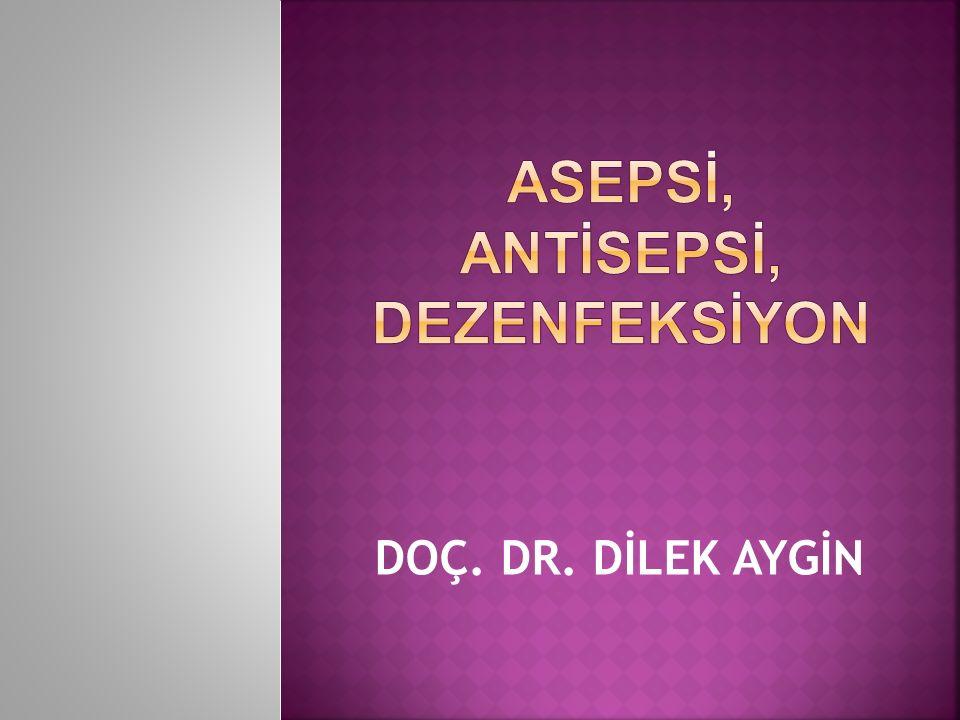 DOÇ. DR. DİLEK AYGİN