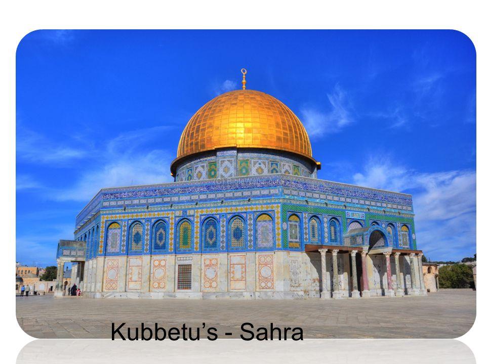 Kubbetu's - Sahra