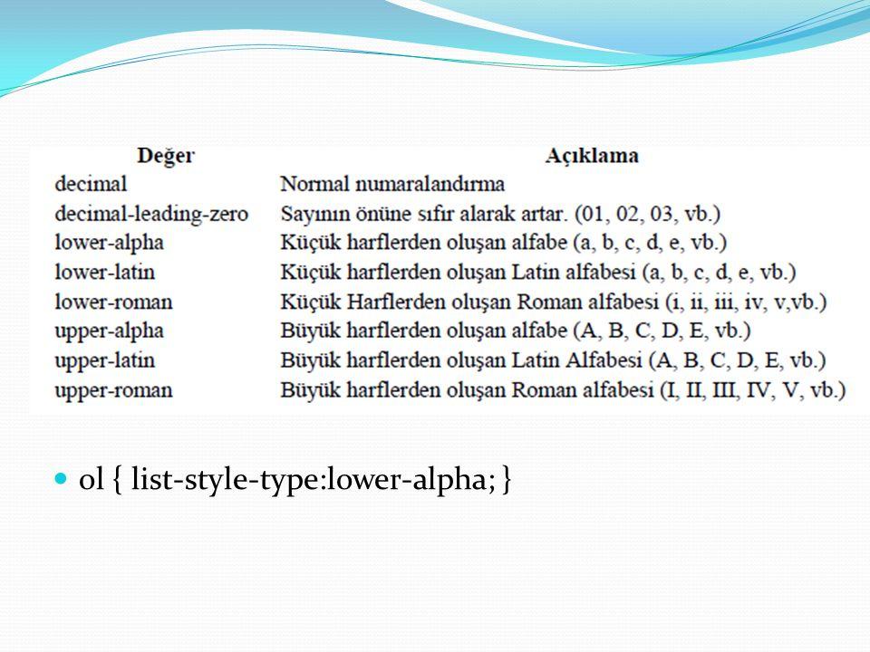 ol { list-style-type:lower-alpha; }
