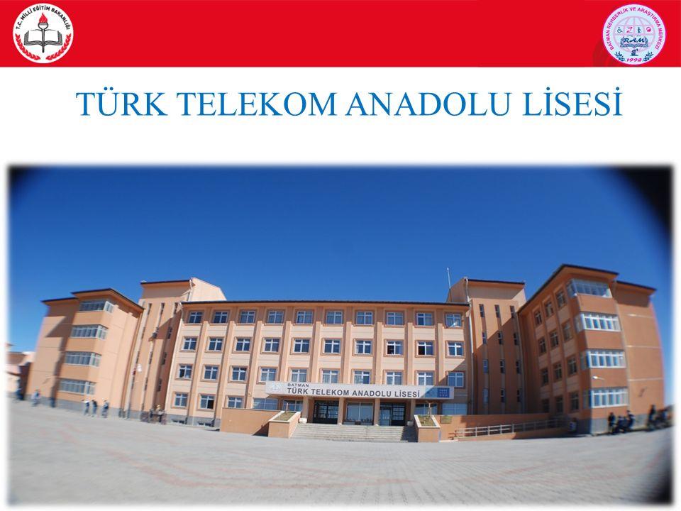 TÜRK TELEKOM ANADOLU LİSESİ 1