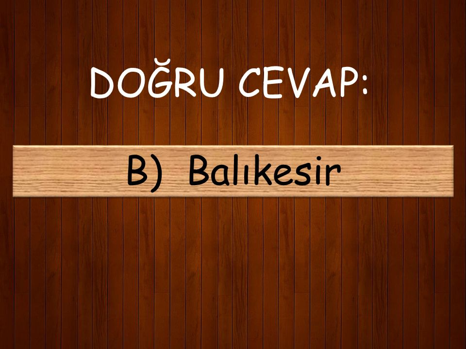 9) 1920 yılında Akif, İstiklal harbini desteklediği için görevine son verildiği konuşmasını hangi ilde yapmıştır? A) Isparta B) Balıkesir C) Sivas D)
