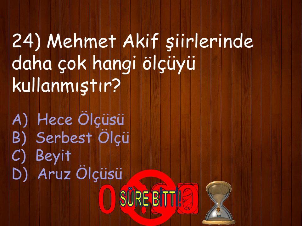 DOĞRU CEVAP: B) Hilal-i Ahmer