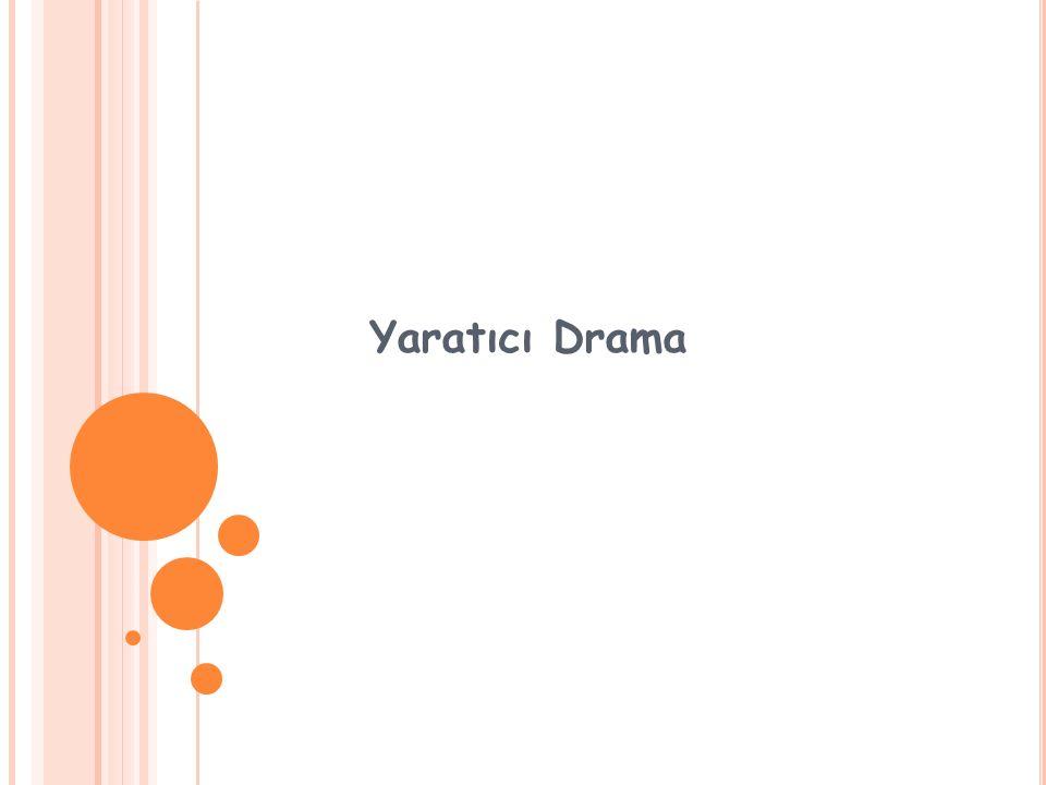 Yaratıcı Drama
