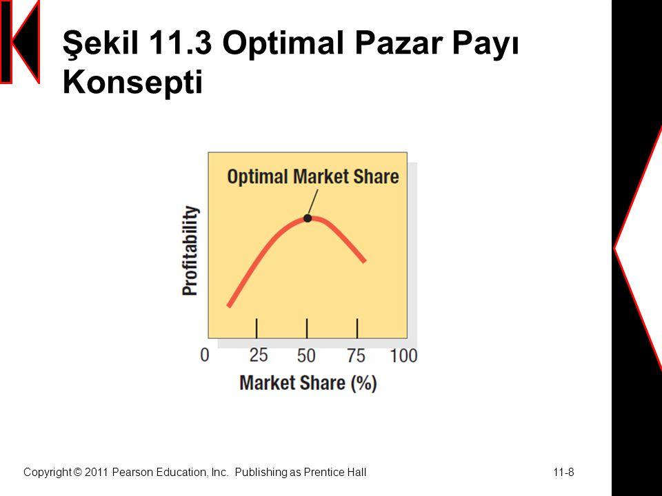 Şekil 11.5c Yaygın ÜÖE Modelleri: Eskalop Copyright © 2011 Pearson Education, Inc.