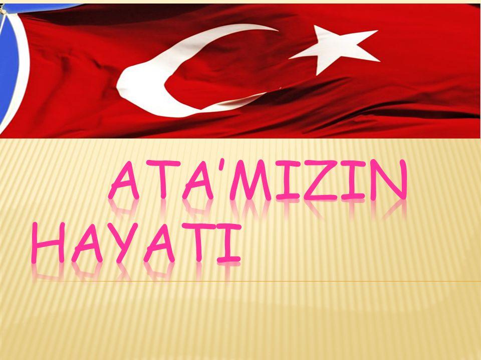  MANTIKLILIĞI Keskin bir mantık ve zekâ gücüne sahip olan Atatürk, hayatı boyunca akıl ve mantığa büyük önem vermiştir.