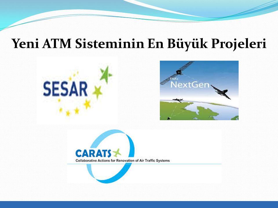 Yeni ATM Sisteminin En Büyük Projeleri