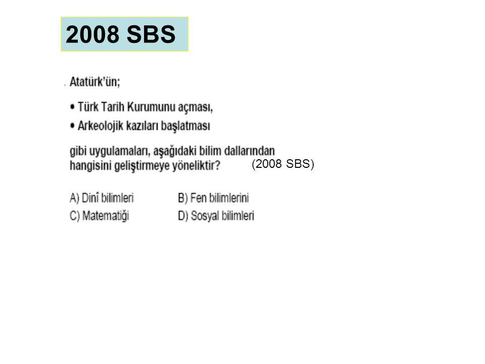 (2008 SBS) 2008 SBS