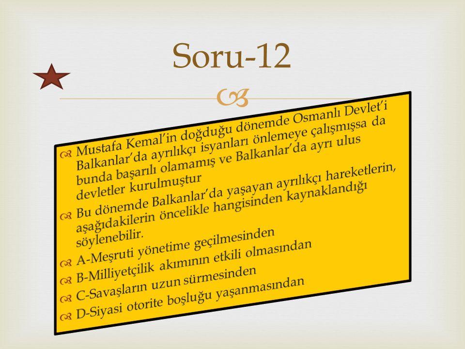  Soru-12