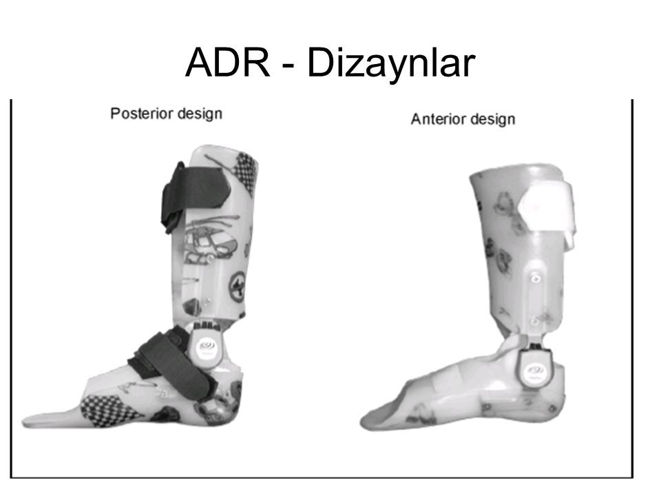 ADR - Dizaynlar