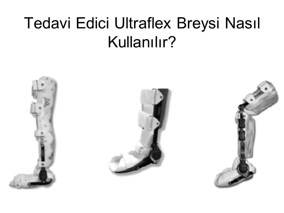 Tedavi Edici Ultraflex Breysi Nasıl Kullanılır?