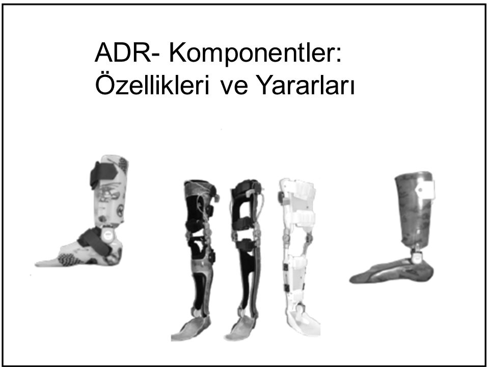 ADR- Komponentler: Özellikleri ve Yararları
