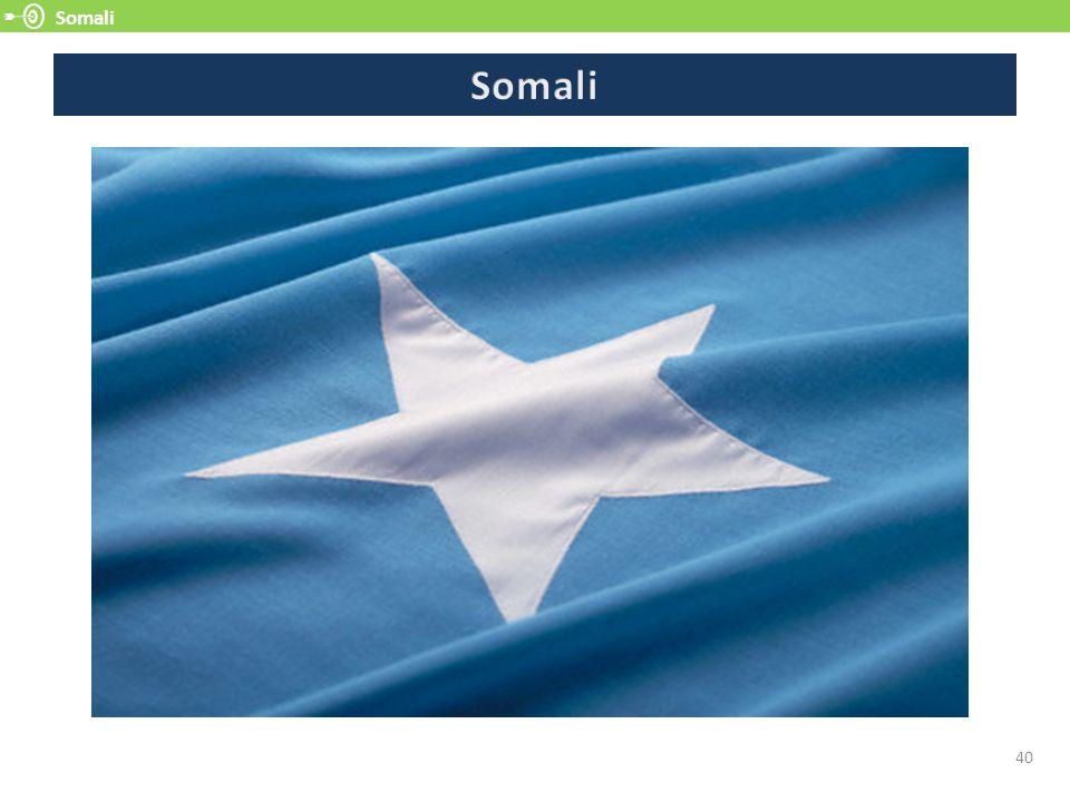 Somali 40