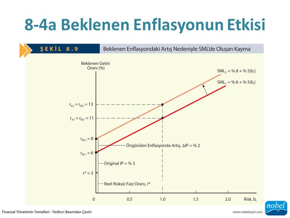 8-4a Beklenen Enflasyonun Etkisi