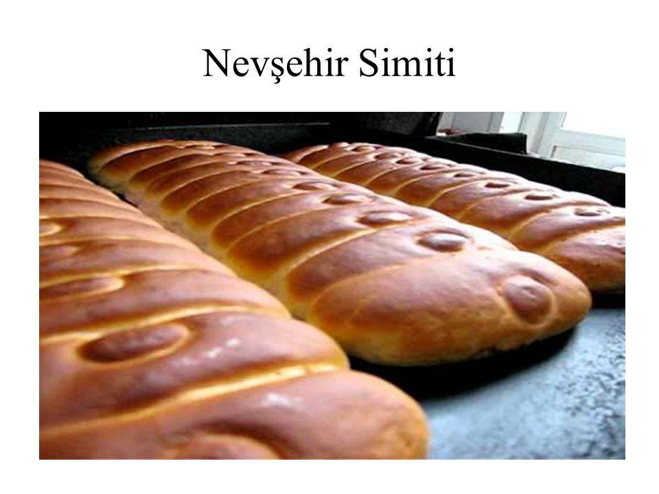 Nevşehir Simiti