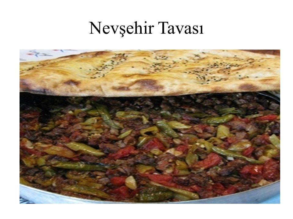 Nevşehir Tavası
