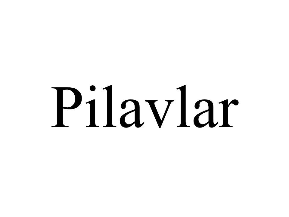Pilavlar