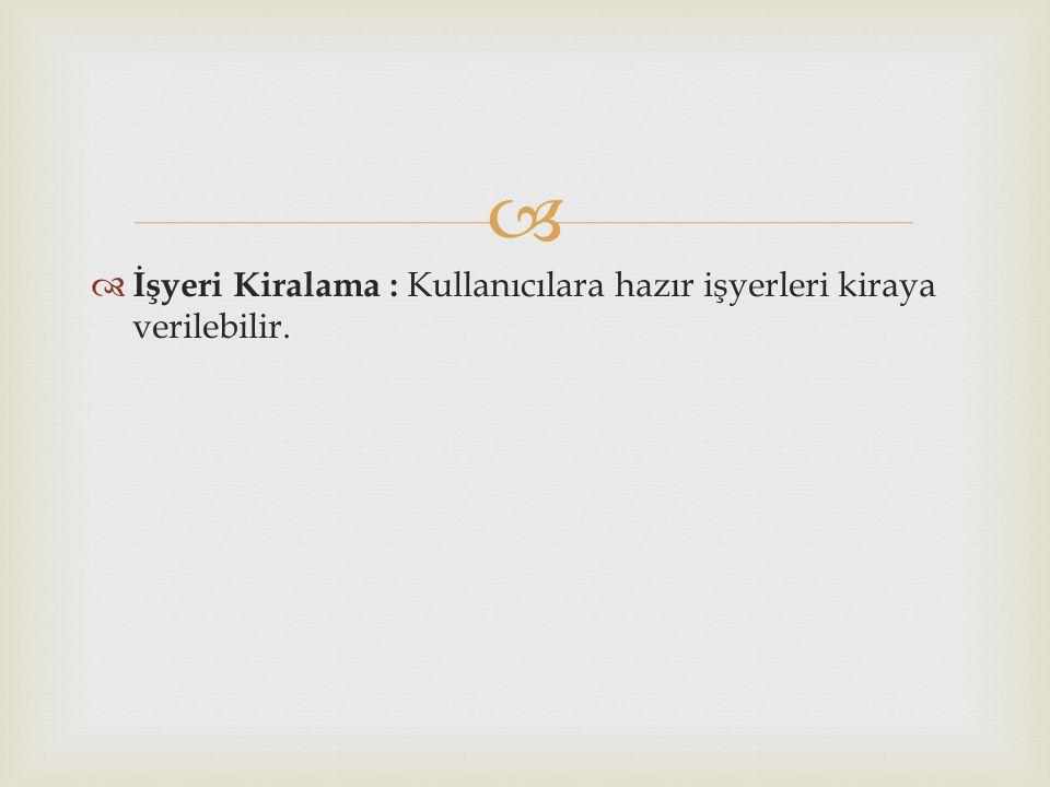   Serbest bölgelerden Türkiye'ye yönelik mal satışına ve serbest bölge ile diğer ülkeler arasında yapılacak takas ticaretine kısıtlama getirilmemiştir.