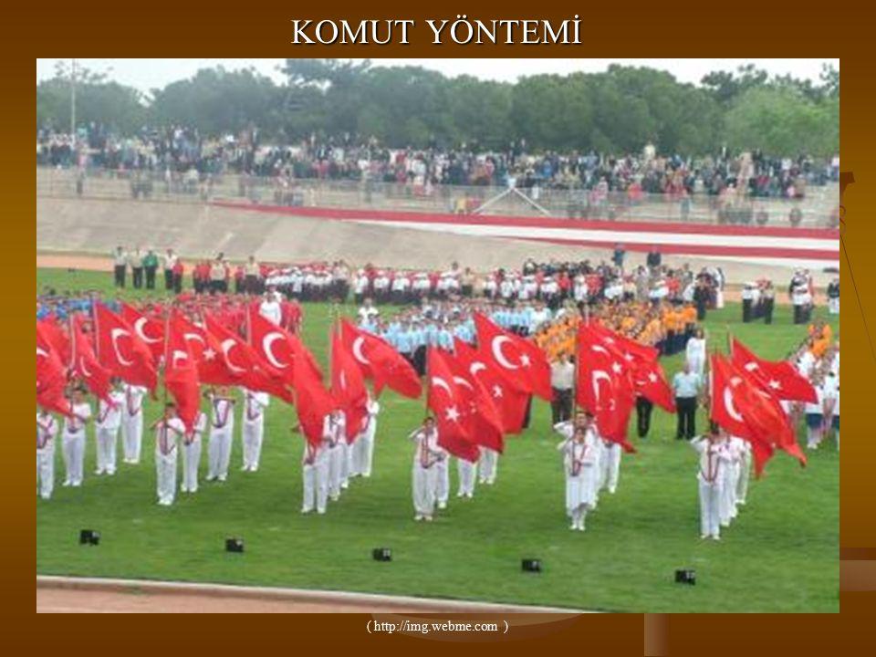KOMUT YÖNTEMİ KOMUT YÖNTEMİ ( http://img.webme.com )