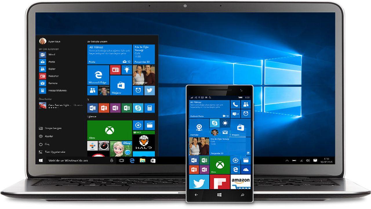 Windows 10 Windows 10, sahip olduğunuz donanım, yazılım ve çevre birimleriyle uyumlu olacak şekilde tasarlanmıştır.