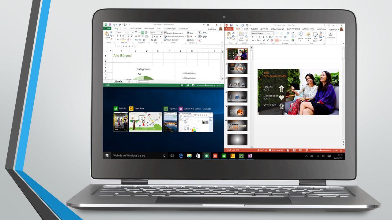 İşlerinizi daha hızlı bitirmenin harika yöntemleri Windows 10, yaptığınız işlerde size kesinlikle en iyi deneyimi sunar.