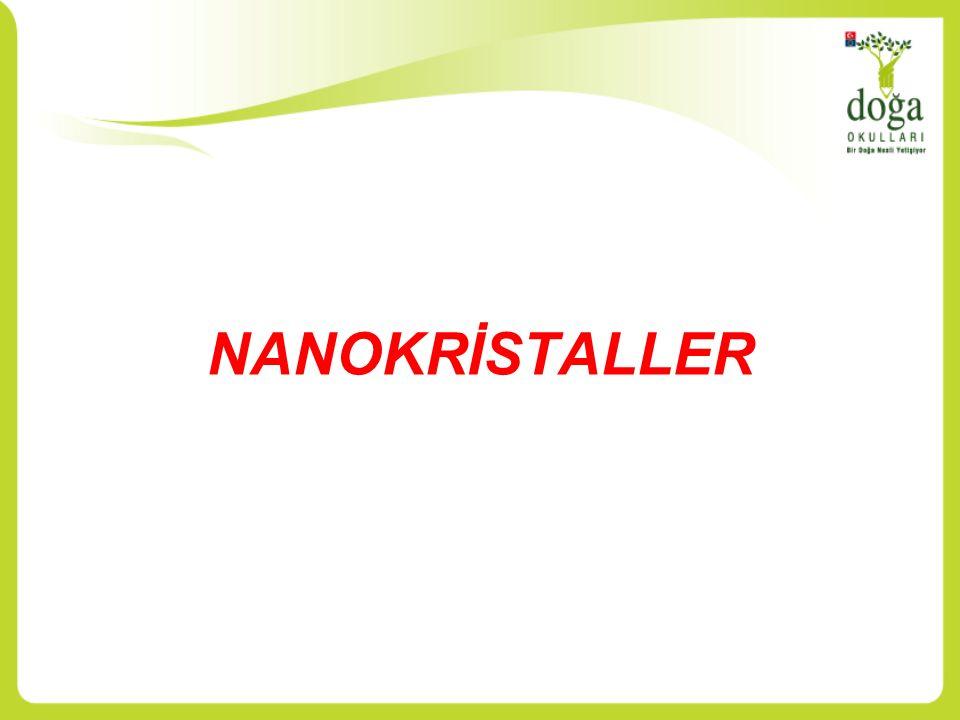 NANOKRİSTALLER