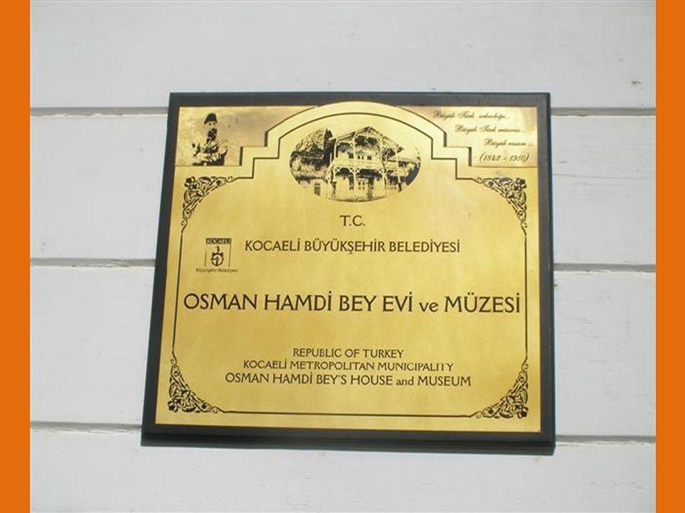1966 da Kültür ve Turizm Bakanlığı tarafından kamulaştırılan Köşk müze haline getirilir.