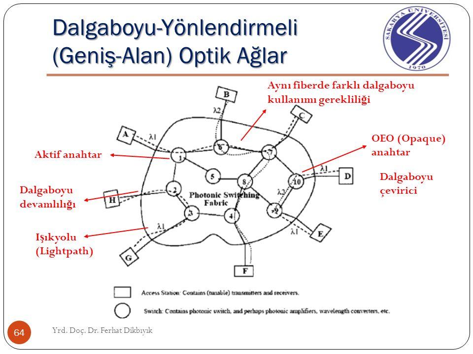Dalgaboyu Çevirici Fonksiyonları ve Karakteristikleri Yrd. Doç. Dr. Ferhat Dikbıyık 63 İ deal bir çeviri: Bit hızından ve sinyal formatından etkilenme