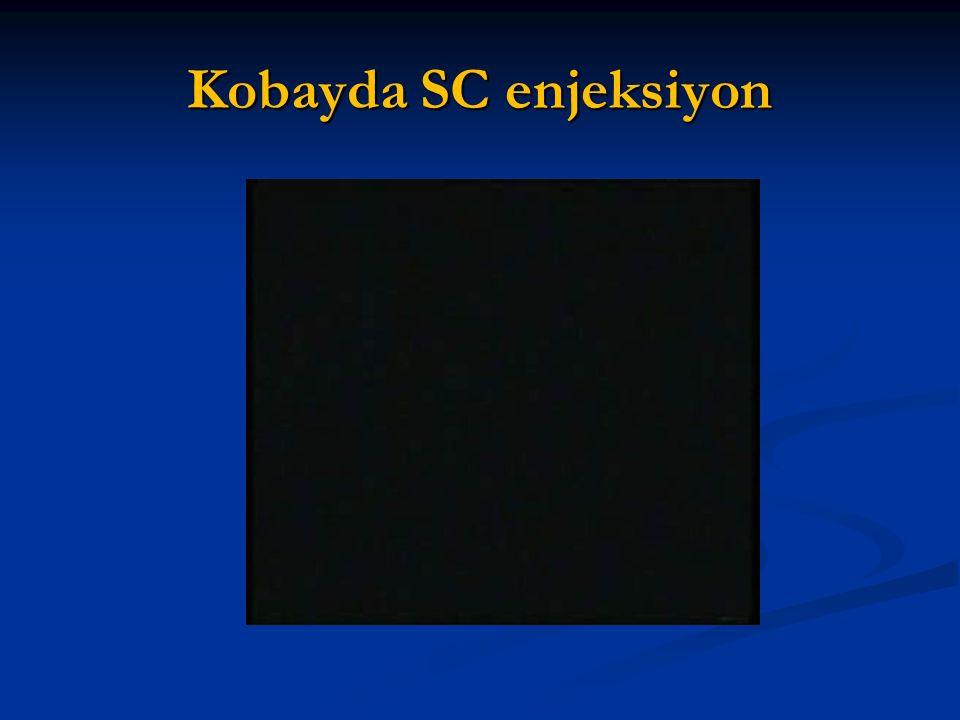 Kobayda SC enjeksiyon