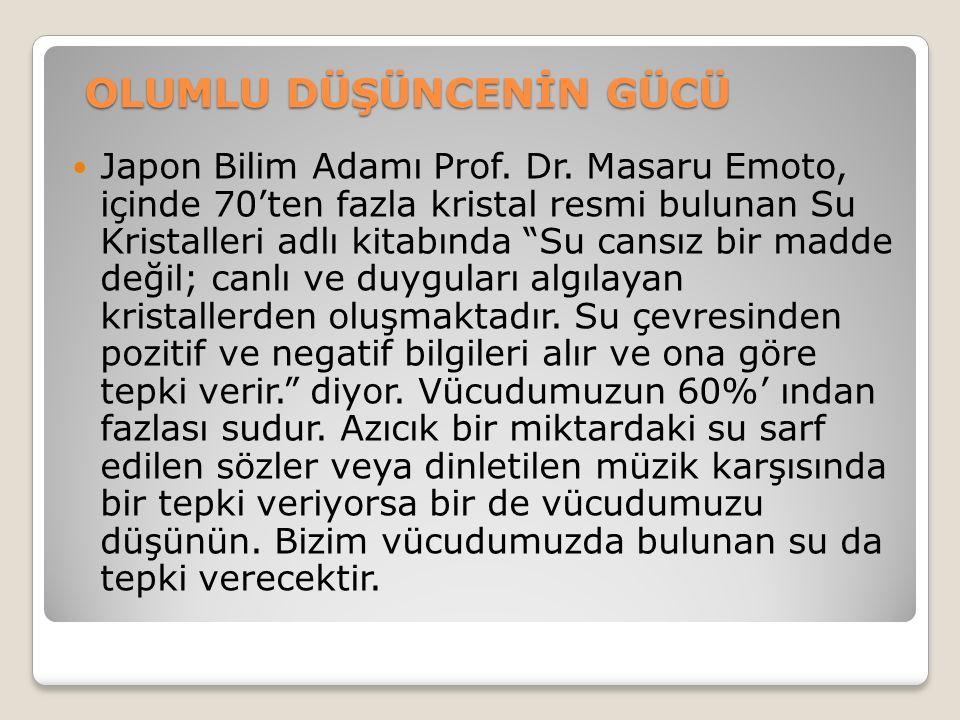 Japon Bilim Adamı Prof.Dr.