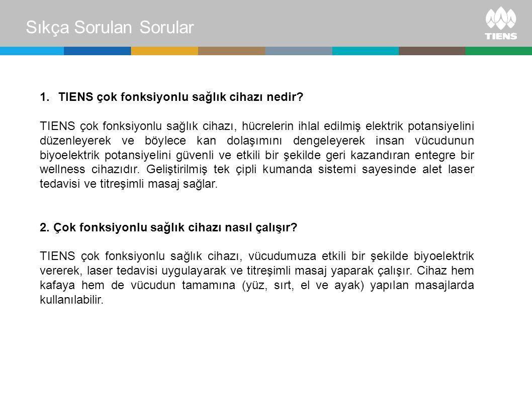 Sıkça Sorulan Sorular 3.