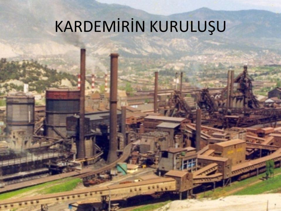 Türkiye Cumhuriyetinin kurulmasından sonra ülkenin sanayileşmesi muasır medeniyetler seviyesine erişmesi gerekiyordu.