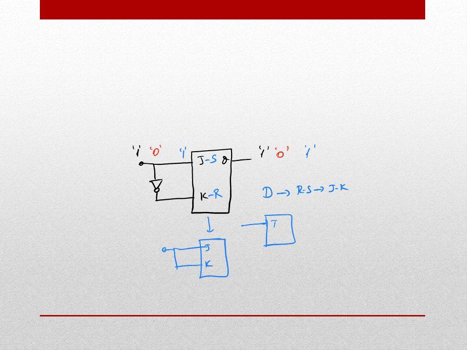 Paralel Kaydediciler… 74LS75 Senkron paralel kaydedici entegresi prensip şeması.