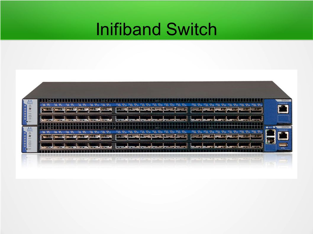 Inifiband Switch