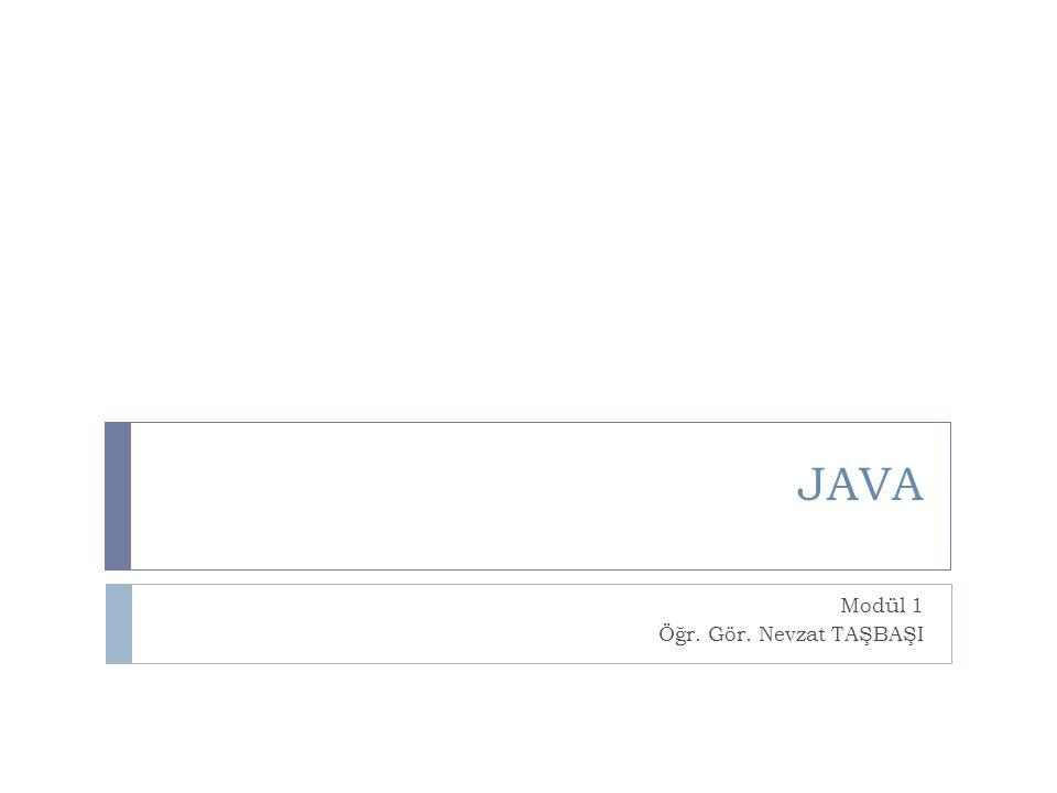 2 JAVA Derleyici ve Yorumlayıcı ile İ lgili Kavramları bilir Java SUN bilgisayar şirketince orijinal olarak elektrikli ev araçlarının (mikrodalga fırınları, buzdolapları, televizyonlar, uzaktan kumanda cihazları vs.) birbiriyle haberleşmesini sa ğ lamayı amaçlayan bir proje içerisinde 1991 yılında geliştirilmeye başlandı.