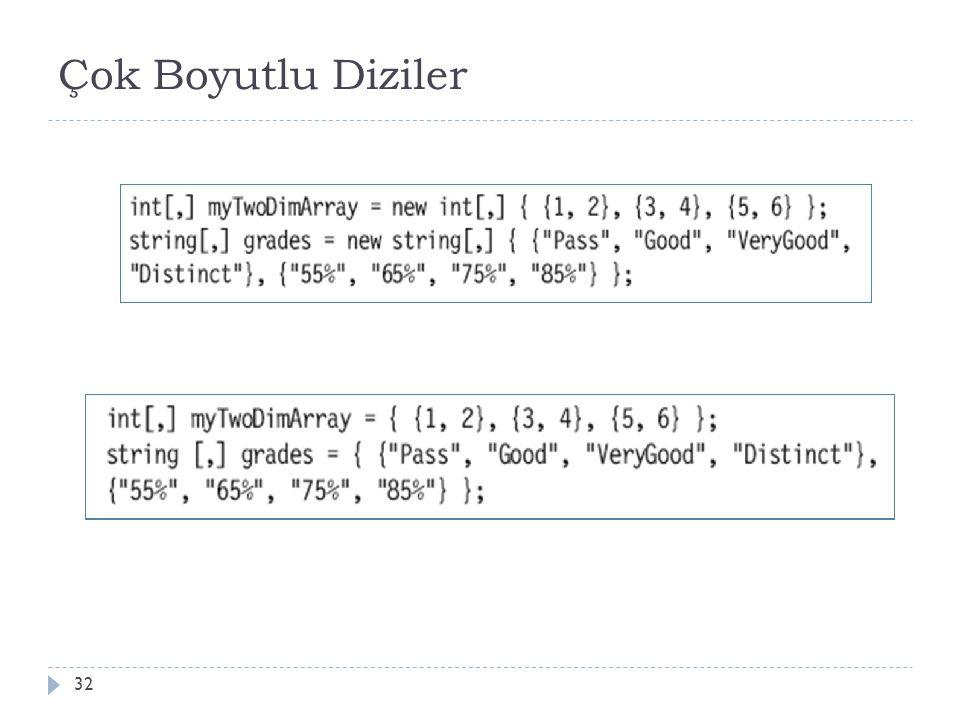 Tek Alternatifli Karar Yapısı 33 Java programlama dilinde bu karar yapısını gerçeklemek için if komutu kullanılır.