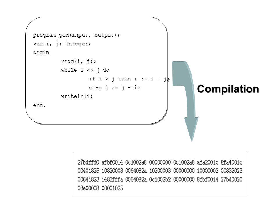 Makine Dili Bir programlama dilinin bilgisayar tarafından anlaşılması için, o dilin sözdiziminin ve anlamının makine diline çevrilmesi gereklidir.