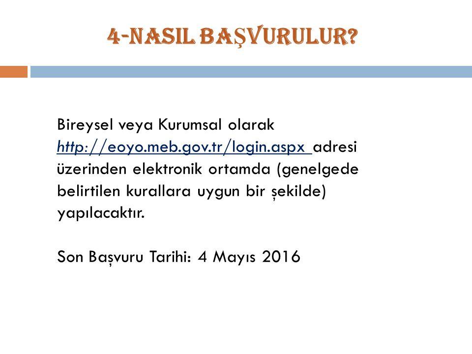4-NASIL BA Ş VURULUR.