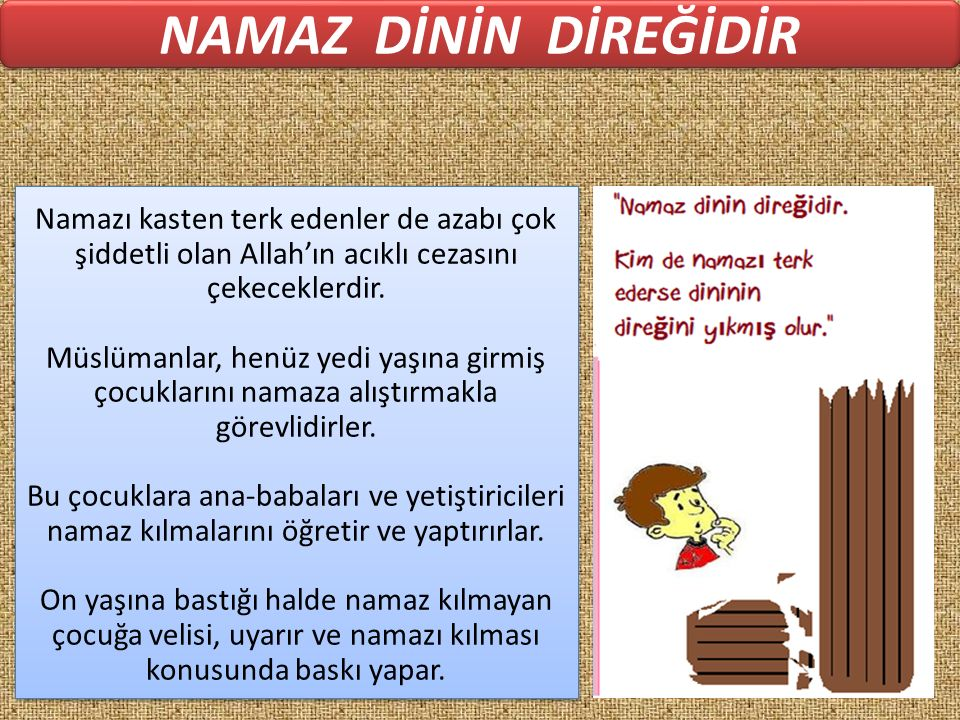 Namazı kasten terk edenler de azabı çok şiddetli olan Allah'ın acıklı cezasını çekeceklerdir.