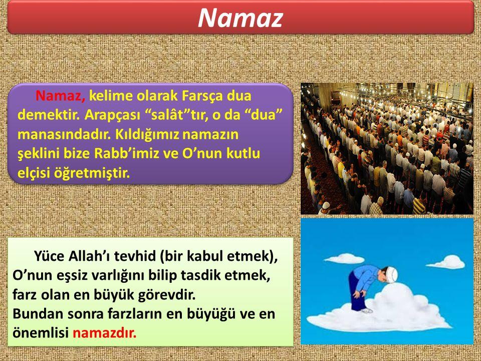 Yüce Allah'ı tevhid (bir kabul etmek), O'nun eşsiz varlığını bilip tasdik etmek, farz olan en büyük görevdir.