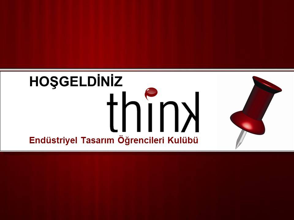 Endüstriyel Tasarım Öğrencileri Kulübü HOŞGELDİNİZ