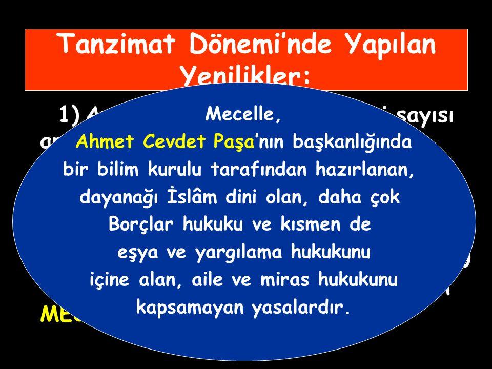 Padişahın yetkilerini kanunlarla sınırlandıran ilk belgedir. Osmanlı, hukuk devleti olma özelliği kazandı. Anayasacılık hareketinin başlangıcı kabul e