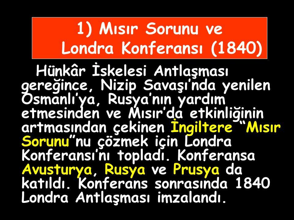 ABDÜLMECİT DÖNEMİ SİYASİ GELİŞMELERİ (1839-1861) Saltanat süresi