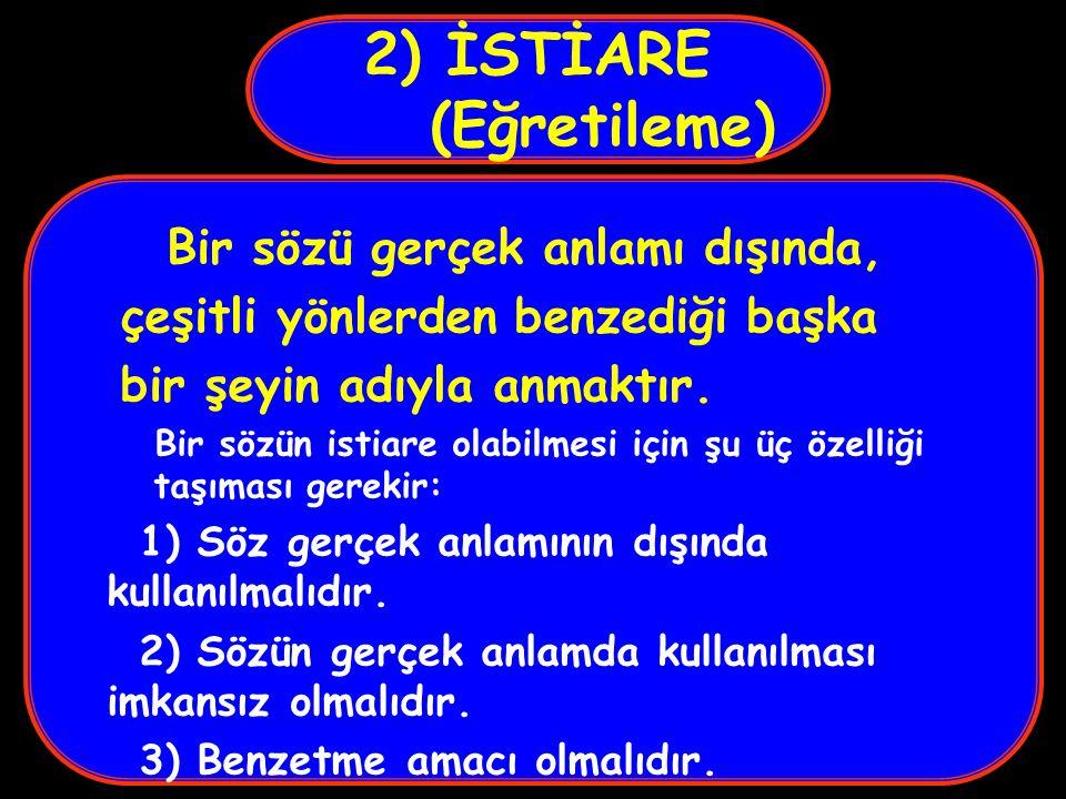 29) SECİ Düz yazıda cümle içinde yapılan uyağa denir.