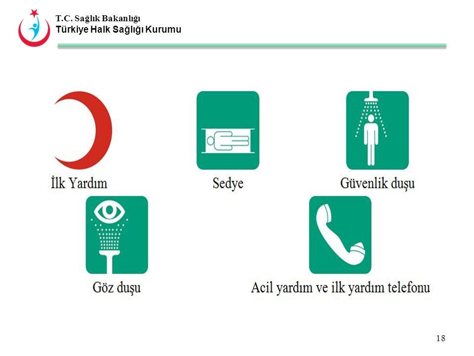 T.C. Sağlık Bakanlığı Türkiye Halk Sağlığı Kurumu 18