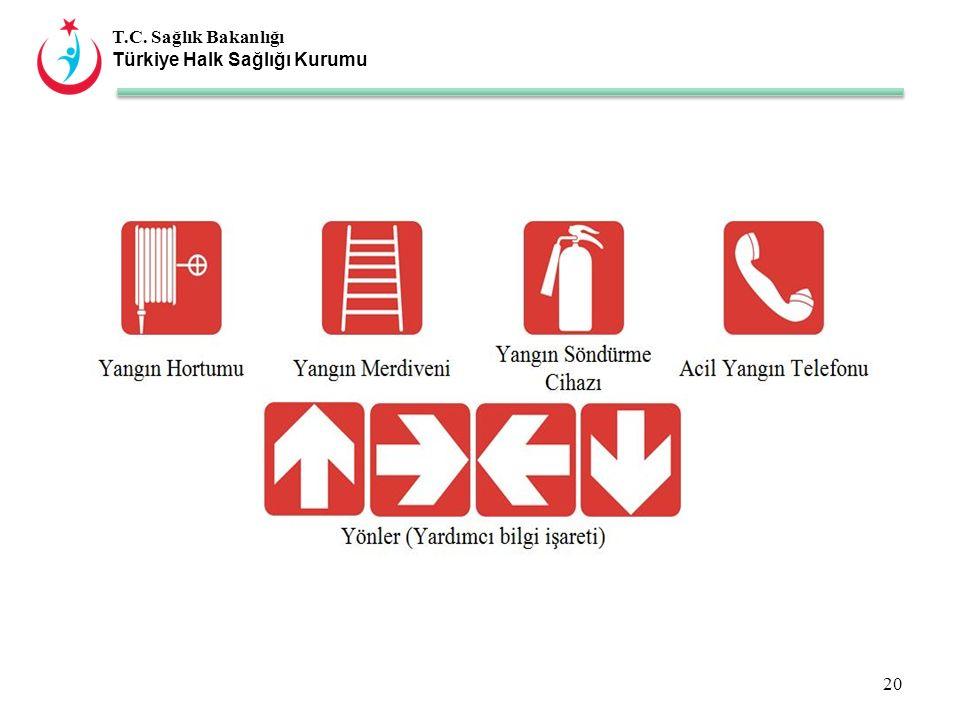 T.C. Sağlık Bakanlığı Türkiye Halk Sağlığı Kurumu 20